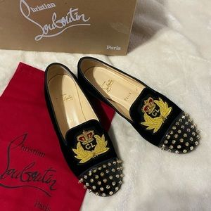 Shoes - Christian Louboutin Loafers